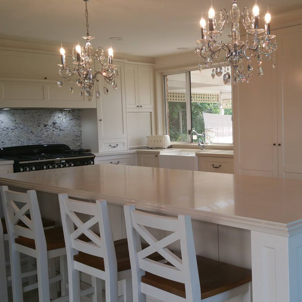Kitchens, Ovens & Cooktops